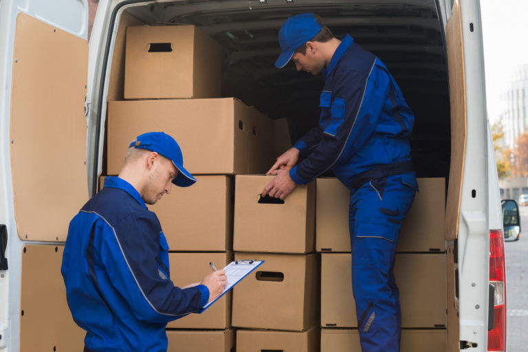 Removals companies are the most well recommended in the whole property services sector